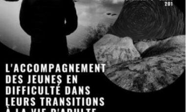 Pr Annie Fontaine, chercheure associée à la CREVAJ sera au séminaire : L'accompagnement des jeunes en difficulté dans leurs transitions à la vie adulte à Rennes le 20 nov. 2018.