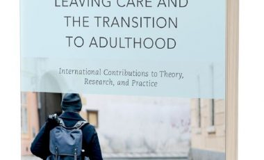 À paraître bientôt: la nouvelle publication de Varda R. Mann-Feder et Martin Goyette : « Leaving Care and the Transition to Adulthood » .