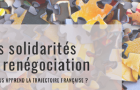 Conférence publique: Les solidarités en renégociation…le 22 mai prochain à l'ÉNAP MTL.
