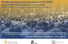 Séminaire de lectures ouvert sur l'étude sociale sur la jeunesse
